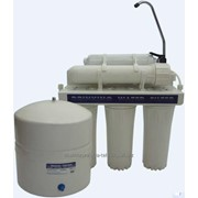 Обратный осмос. Мембранные фильтры для очистки питьевой воды. фото