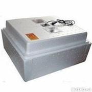 Инкубатор Несушка №64г БИ-2 на 104 яйца U-220/12В, цифр.терм., авт. пов., гигрометр фото