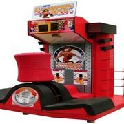 Автоматы игровые Kick Mania Силомер фото