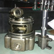 Реставрация(восстановление)-ремонт плунжерной пары(ротор VRZ) на Mitsubishi Pajero фото