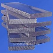 Монолитный поликарбонат 10мм прозрачный BORREX (Боррекс) фото
