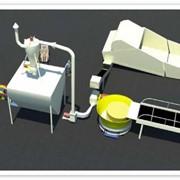 Оборудование для брикетирования: линия брикетирования нестро фото