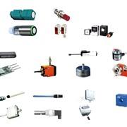 Датчики оптические, бесконтактные, движения, давления, влажности