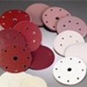 """Шлифовальные диски серий KFS 33 и KFS шлифовальные диски """"на липучке"""" диаметром 150 на 6+1 и 8+1 отверстие и 125 мм на 8 отверстий фото"""