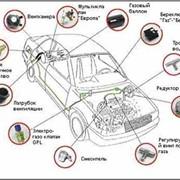 Газовая система для инжекторных автомобилей фото