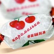 Карамель с фруктовой начинкой фото