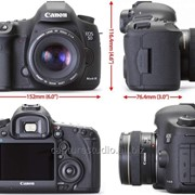 Аренда фотоаппарата Canon 5D Mark III body – 1350тг./час в Алматы фото
