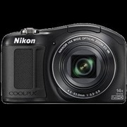 Фотоаппарат Nikon Coolpix L620 черная фото