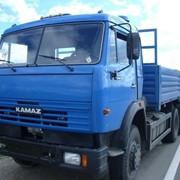 Бортовой грузовик КАМАЗ 53215 фото