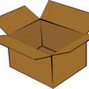 Ящики из картона фото