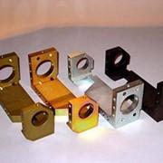 Металлические покрытия на поверхность изделий фото