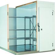 Сборка холодильных камер.Монтаж испарителей. фото