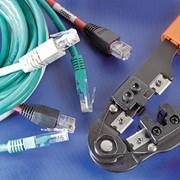 Обслуживание офисных телефонных сетей. фото
