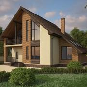 Проект RKS Home Style №10 общей площадью 197,8 кв. фото