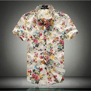 Рубашка мужская 44389896621 фото