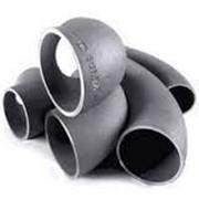 Отвод стальной черный бесшовный Ду168х5 фото