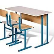 Комплект мебели ученической фото