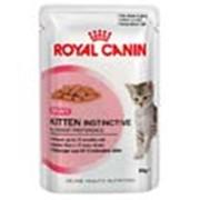 Корм для котов Royal Canin Kitten Instinctive In Gravy фото