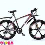 """Велосипед горный stex hermes 262801sl/01 (21"""") фото"""