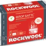 Утеплитель rockwool флор баттс И фото