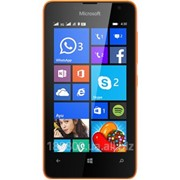 Телефон Мобильный Microsoft Lumia 430 (Orange) фото