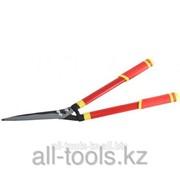 Кусторез , стальные телескопические ручки, профильные лезвия с тефлоновым покрытием, 665-825мм Код:8-423783_z01 фото