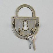 Ключница Замок амбарный фото