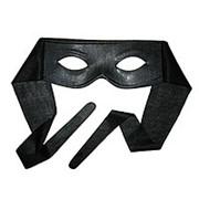 Карнавальная маска Зорро фото