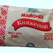 Майонез Княжеский, м. д. ж. 51% фото