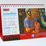 Изготовление календарей перекидных фото