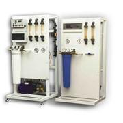 Установки обратноосмотической фильтрации воды ДВС-М для получения деионизованной воды фото