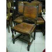 Старые стулья начало 19 в. Германия. фото
