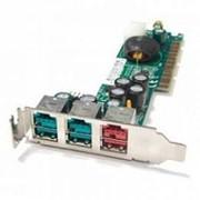 GP297 Контроллер SAS RAID Dell PERC 5/E 256Mb BBU LSISAS1068 Ext-2xSFF8470 8xSAS/SATA RAID50 U300 PCI-E8x фото