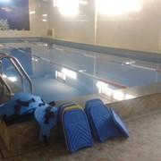 Обучение плаваниюю фото