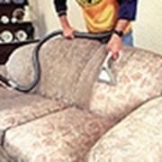 Химчистка мягкой мебели, ковров, ковровых покрытий фото