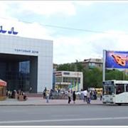 Размещение рекламы на led мониторах города фото
