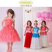 Шикарные детские платья напрокат. Коллекция 2018! фото
