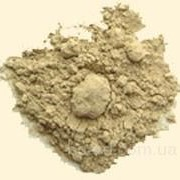 Глинопорошок бентонитовый ПБМБ фото