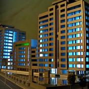 Макет архтектурный, макет здания, презентационный макет. Производим архитектурные макеты по индивидуальному заказу фото