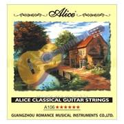 Струны нейлоновые Alice A106 фото