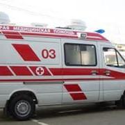 Медицинская транспортировка больных фото