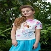 Комплект для девочки джинсы и футболка с коротким рукавом Winx CLUB kvjnw1001tts110102 фото
