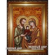 Иконы из янтаря Cв. Иоаким И Анна, Код товара: Оар-54, цена, Украина фото