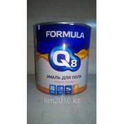 Эмаль для пола алкидная глянцевая Formula Q8 фото