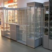 Изготовление торгового оборудования для магазинов фото