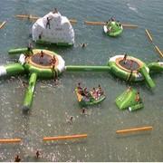 Надувные аквапарки Aviva Pro-Line (Франция) фото