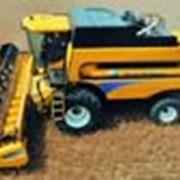 Зерноуборочные комбайны New Holland серии CSX фото