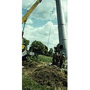 Реставрация и ремонт водонапорных башен. Подъемные работы - башни фото