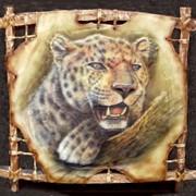 """Панно """"Леопард-2"""" фото"""