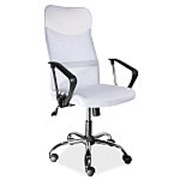 Кресло компьютерное Signal Q-025 (белый) фото